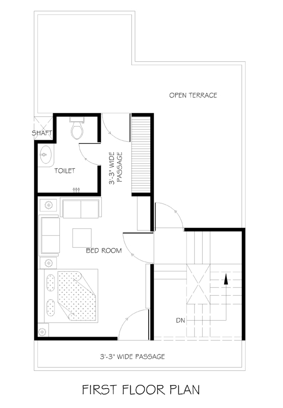 22.5X40 house plans for your dream home - House plans