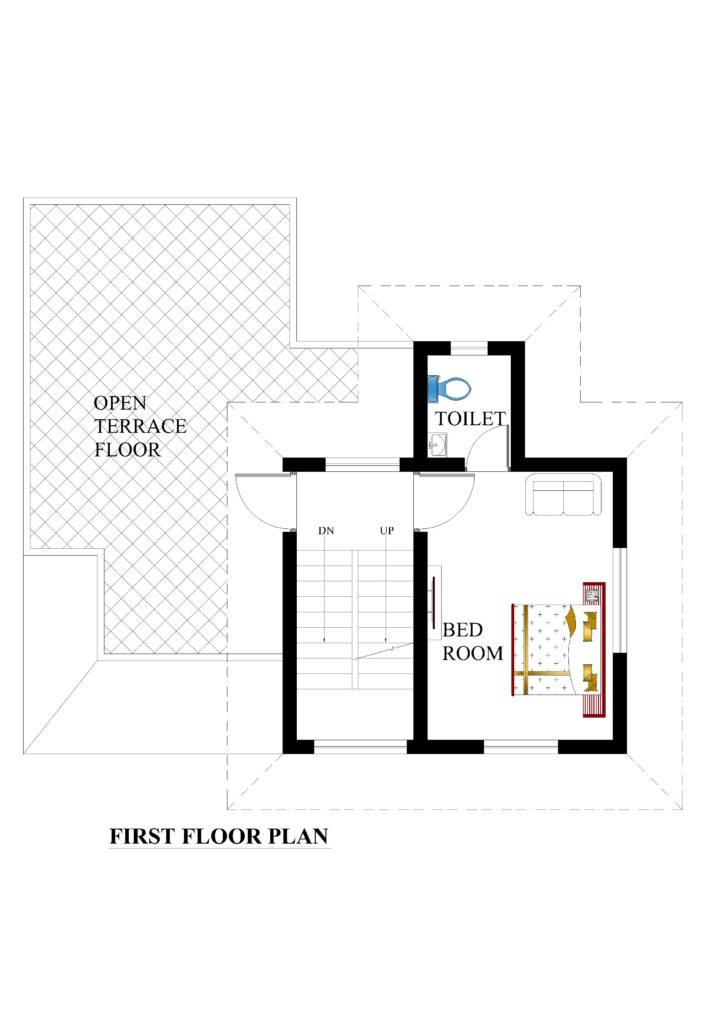 27X30 house plans for your dream house - House plans