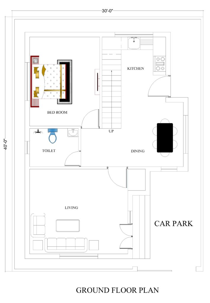 30x40 house plans for your dream house house plans for 30x40 floor plan
