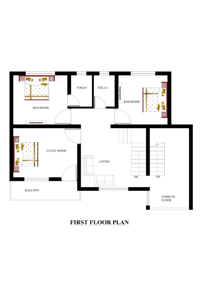 Image Result For House Plans With Narrow Depth