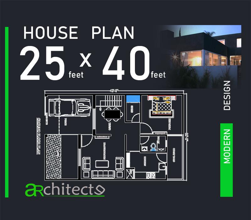 Homefloor Plans: 25x40 House Plans For Your Dream House
