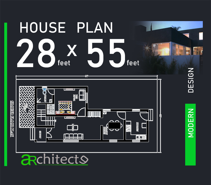 28x55 house plans for your dream house house plans for Plan your dream house